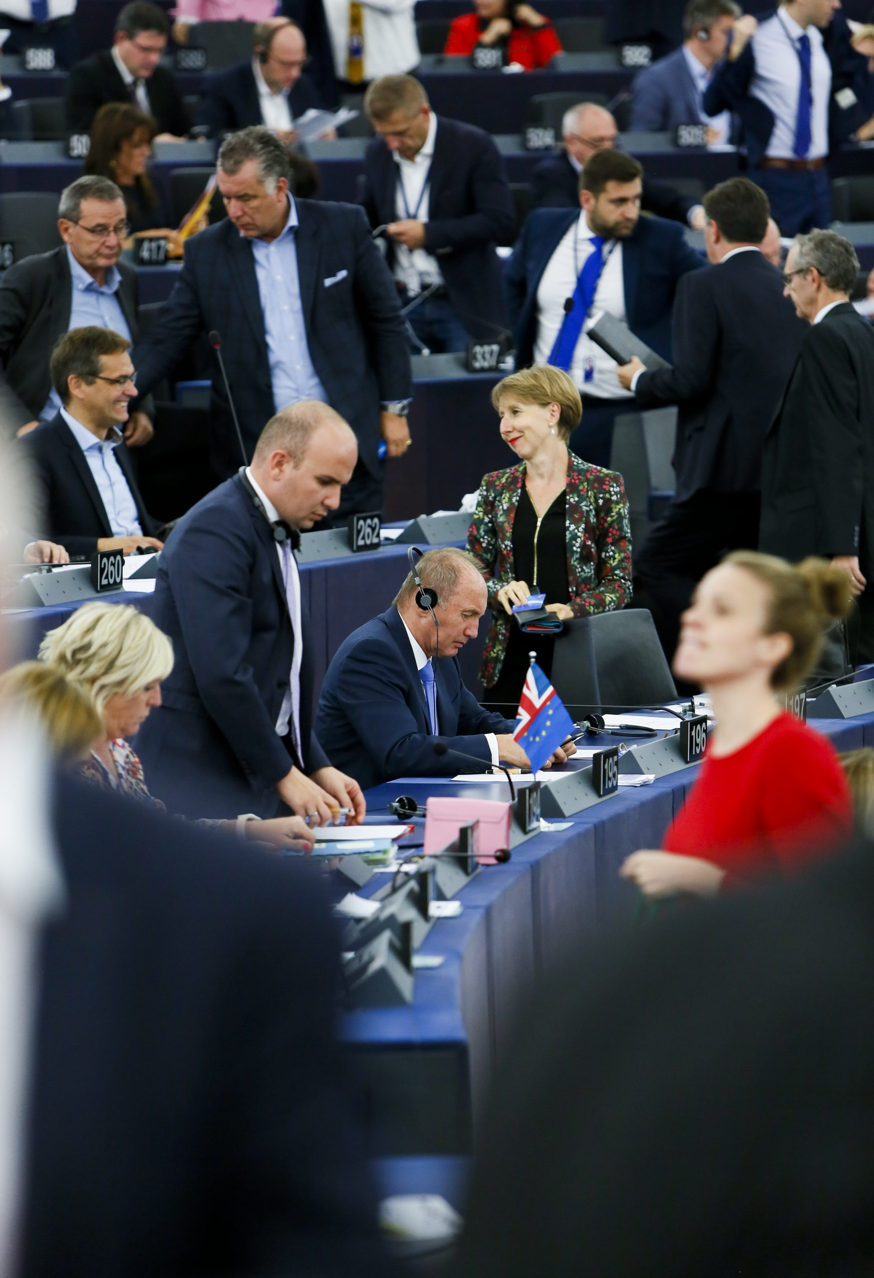 Plenary session- Votes followed by explanations of vote