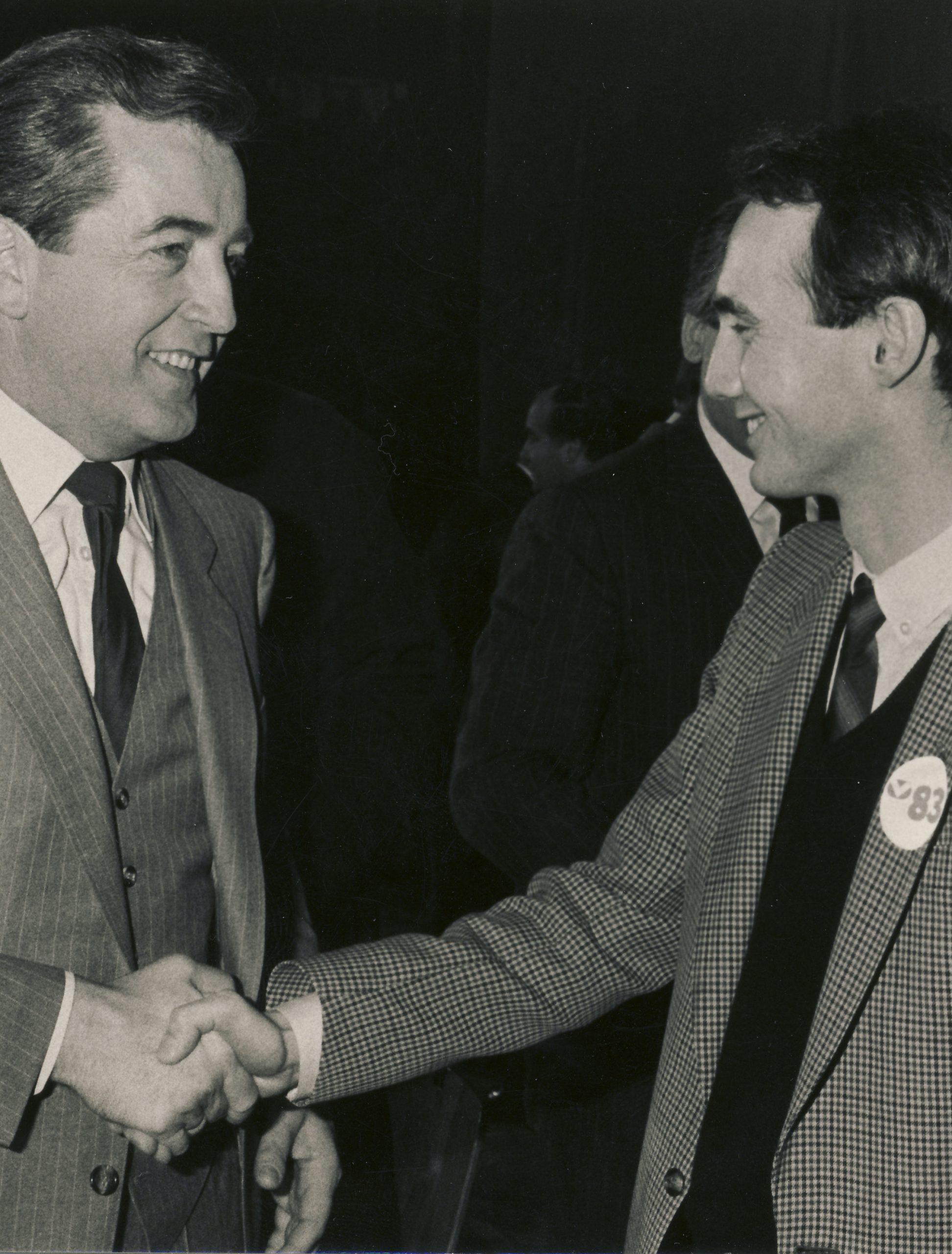 1983 JVP Obmann