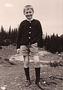Juni 1966 Kindheit