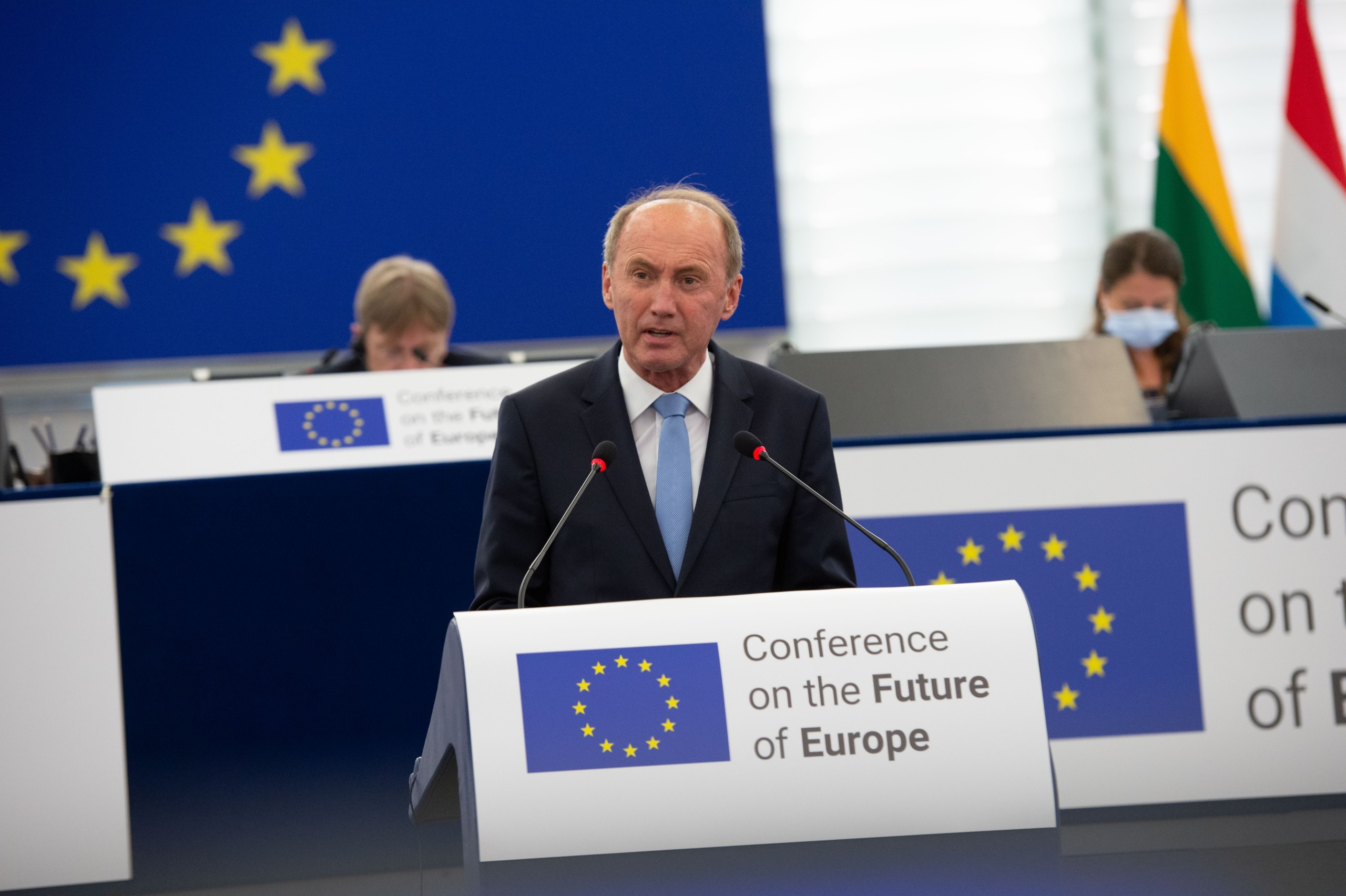 Conference on the Future of Europe (CoFoE) - Inaugural Plenary