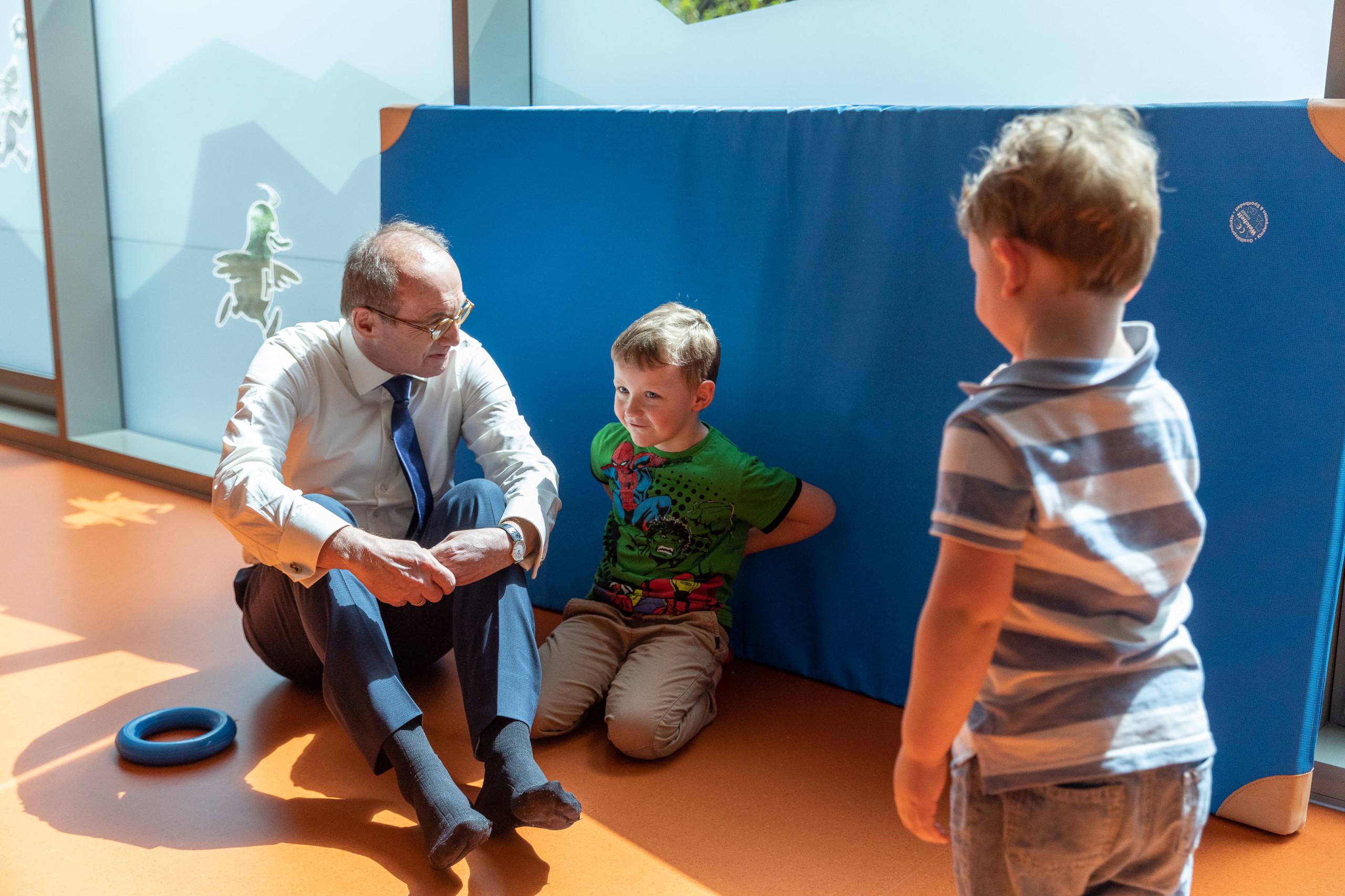 OK Hilfswerk Kinder (c) Georgescu