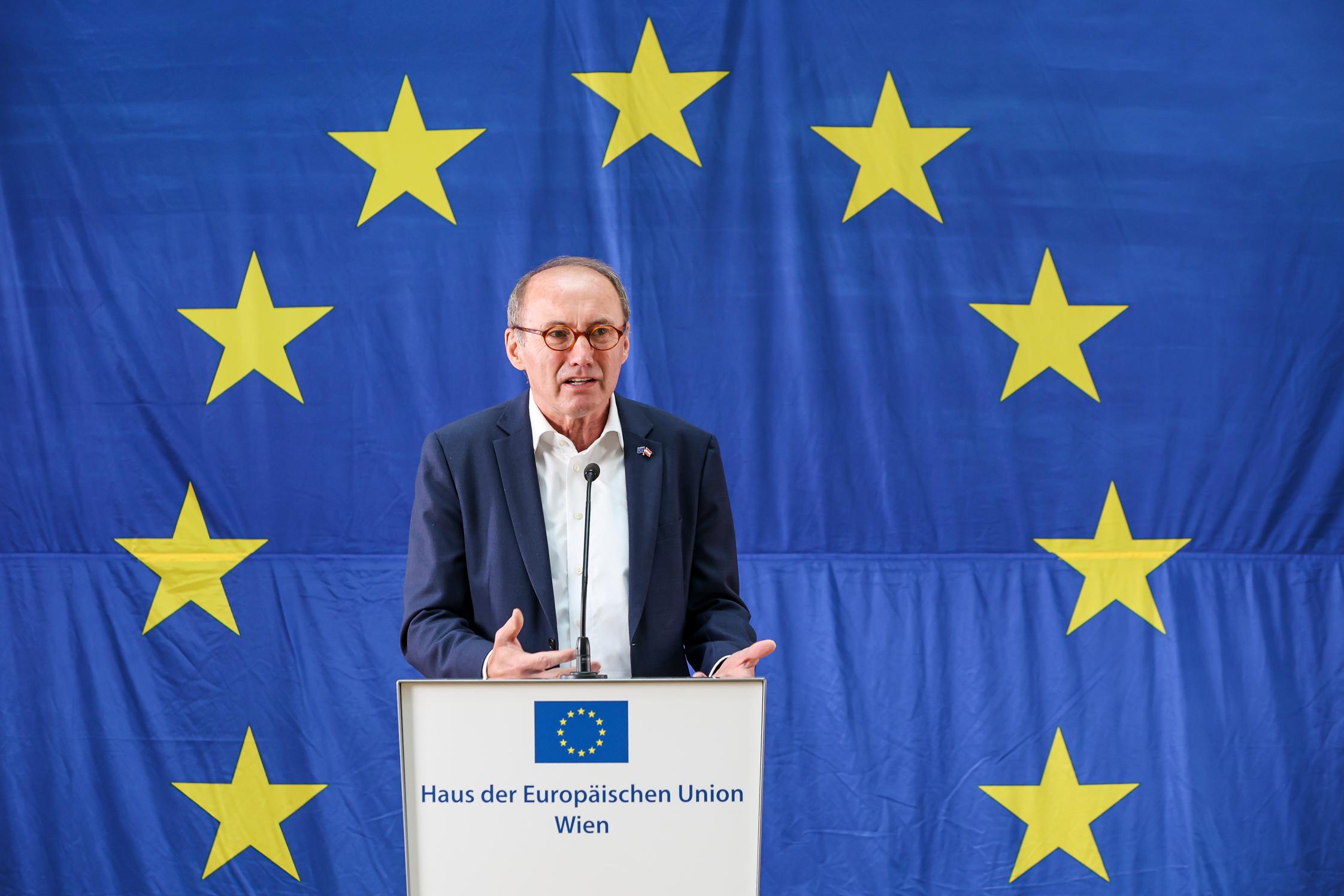 Verleihung des Europäischen Bürgerpreises