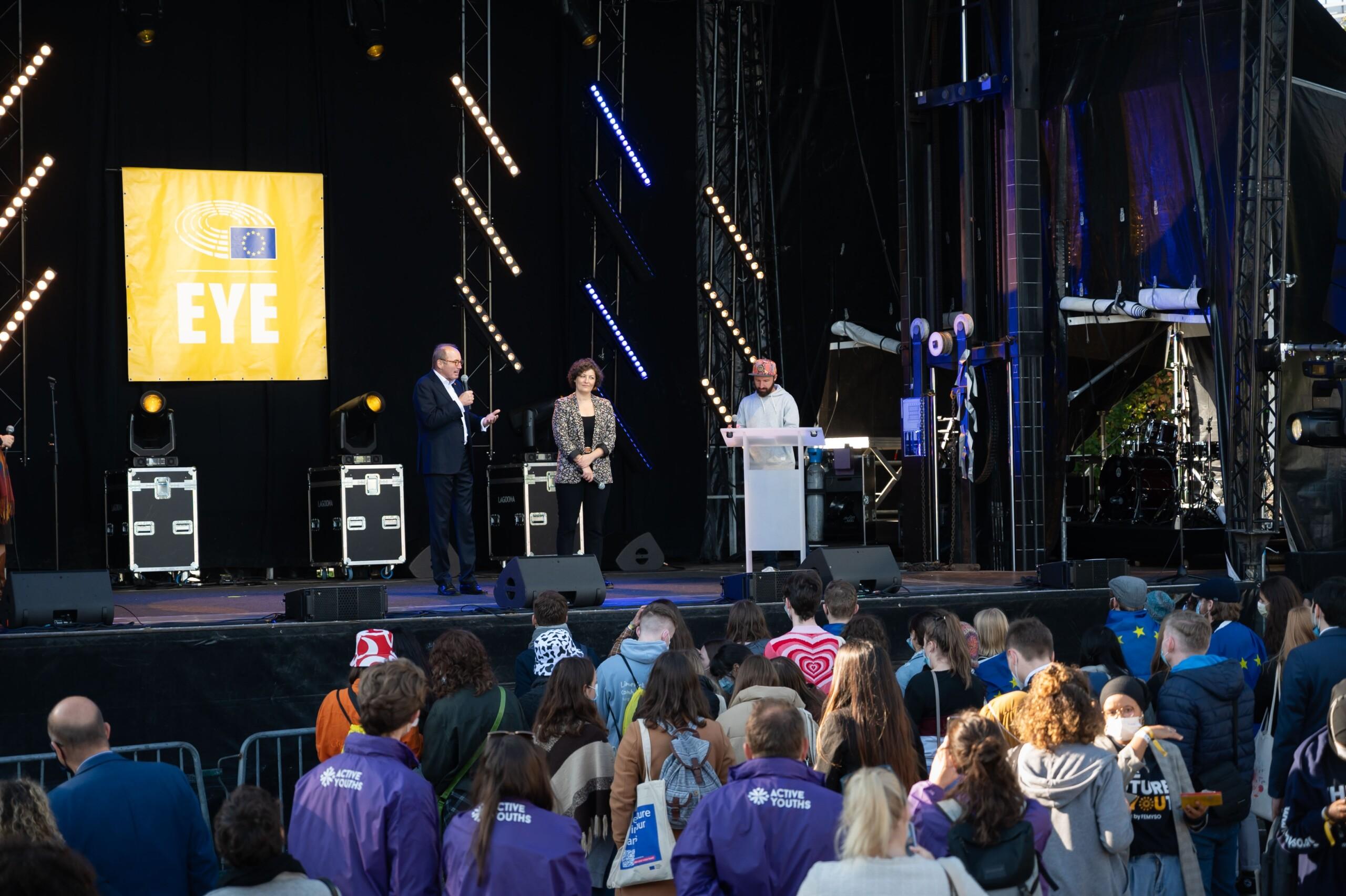 European Youth Event (EYE 2021) - EYE Village